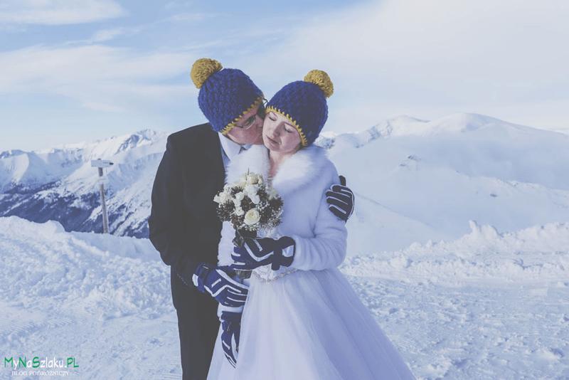 Nasza wymarzona sesja ślubna w Tatrach