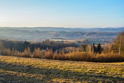Wał - Pogórze Rożnowskie