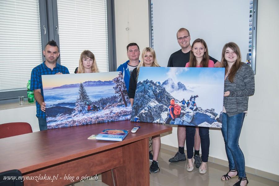 Spotkanie z górami w Centrum Kultury i Promocji Gminy Łososina Dolna