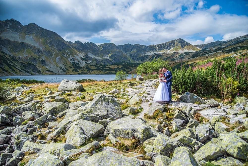 Tatry: Spacer do Doliny Pięciu Stawów z Palenicy Białczańskiej
