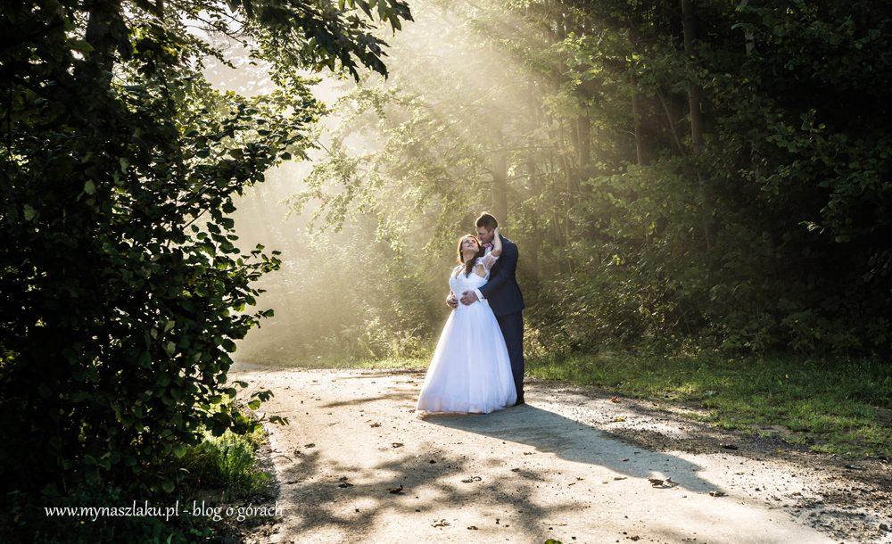 Sesja ślubna w górach. Agnieszka i Mateusz ponad chmurami