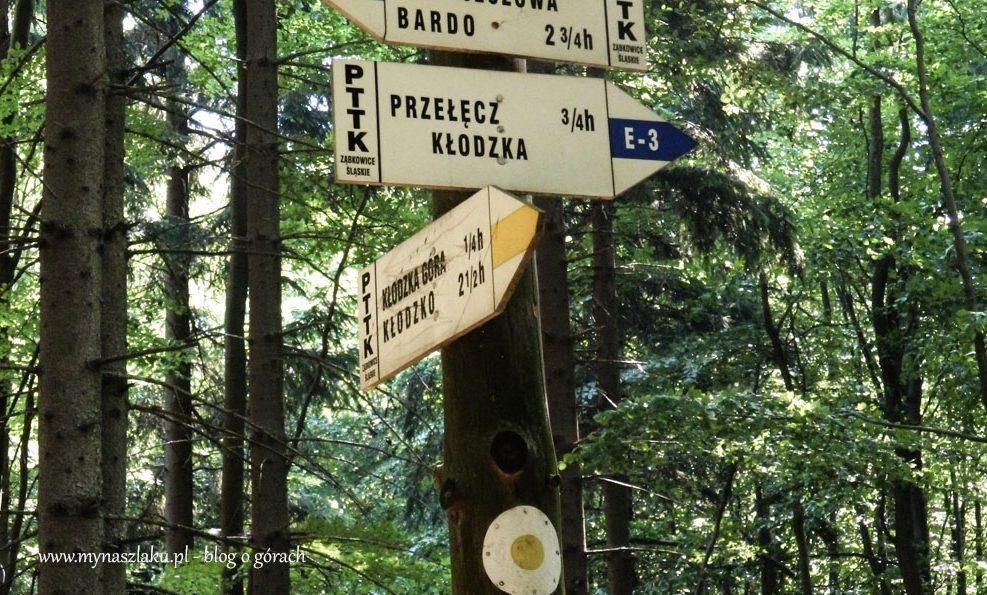 Korona Gór Polski: Góry Bardzkie – Kłodzka Góra