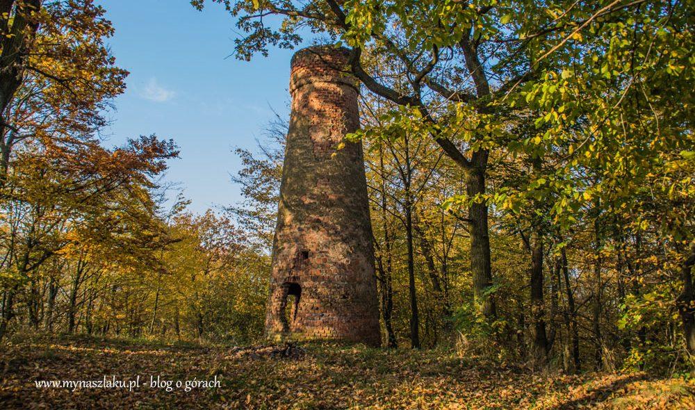 Góry Bardzkie: Szyndzielnia – wieża widokowa nad Kłodzkiem