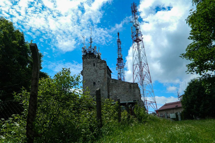 Chełmiec - Góry Wałbrzyskie