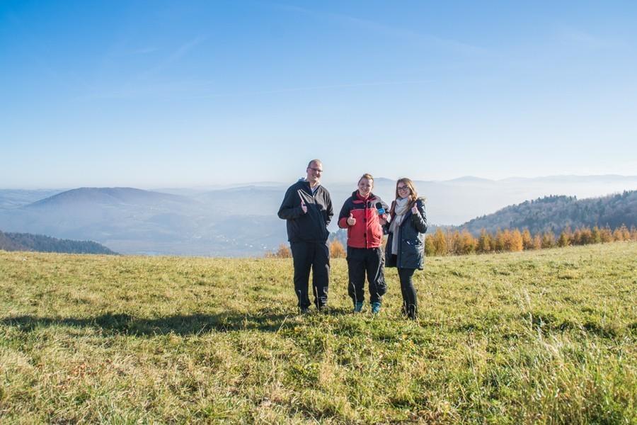 O nas i górach w Regionalnej Telewizji Kablowej z Nowego Sącza