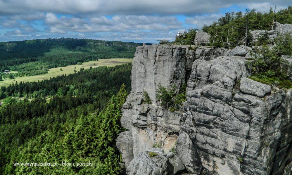 Korona Gór Polski: Góry Stołowe – Szczeliniec Wielki