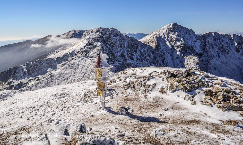 Wołowiec – piękny szczyt w Tatrach Zachodnich