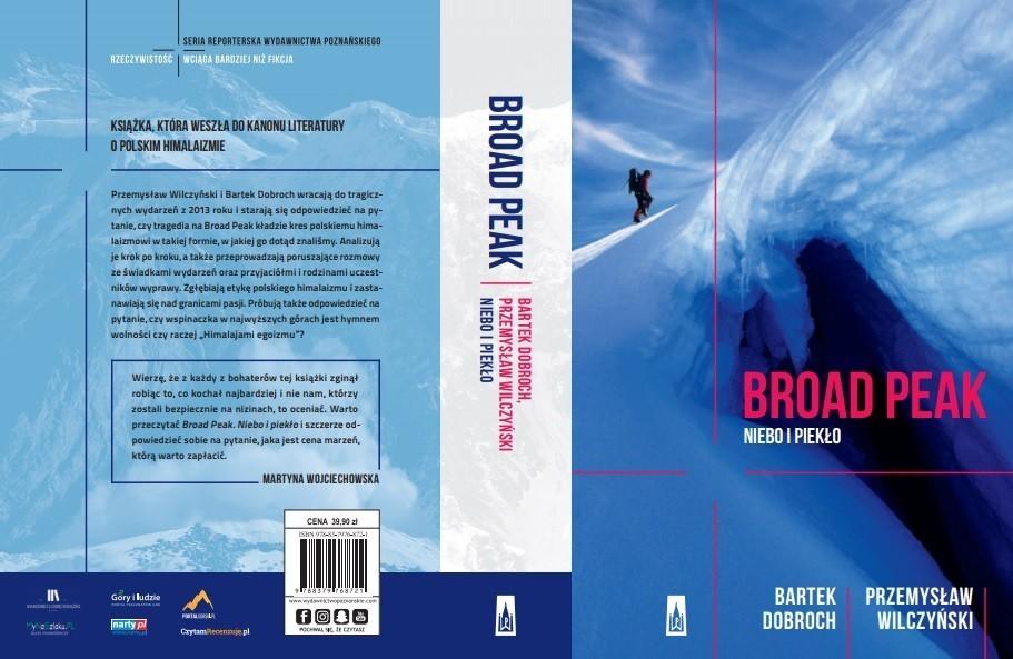 """""""Broad Peak. Niebo i piekło"""" – patronat medialny"""