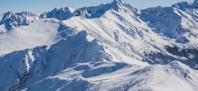 Tatry: Kuźnice – Hala Kondratowa – Kopa Kondracka | wejście zimowe