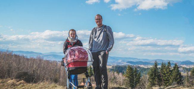 Beskid Niski: Rachelowskie Góry   Rychelowa Góra i Czarna Kępica