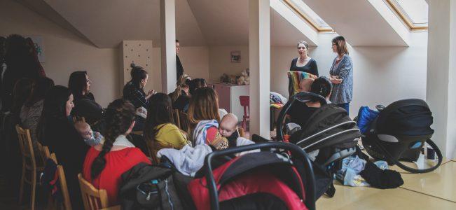 Chustonoszenie – przygotowanie do zdobycia wyższych gór z dzieckiem | etap 1