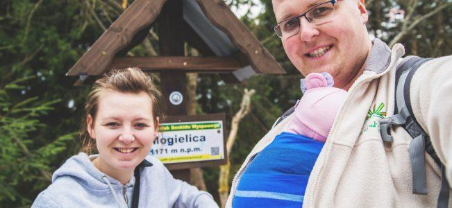 Beskid Wyspowy: Najłatwiejszy i najkrótszy szlak na Mogielicę