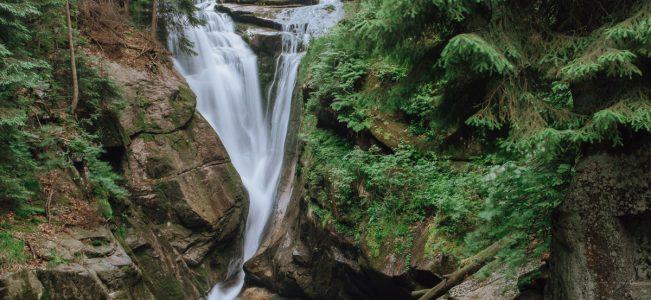 Wodospad Szklarki – jak dojść ze Szklarskiej Poręby?