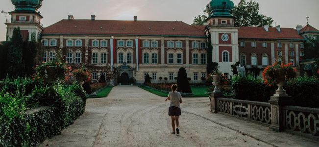 Ogrody Zamkowe i Zamek w Łańcucie