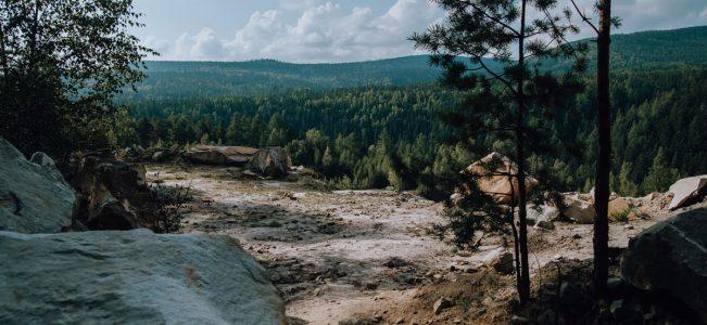 Góry Stołowe: Polanica-Zdrój – Piekielna Góra – Garncarz – Polanica Zdrój