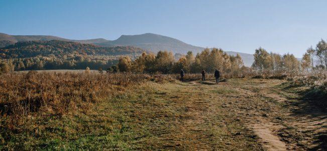 Bieszczady: Tarnica z dzieckiem | najkrótszy i najłatwiejszy szlak
