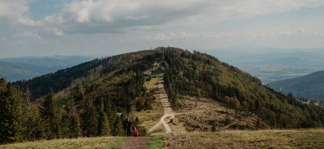 Beskid Śląski: Szczyrk Biła – Magura – Schronisko i Chatka na Klimczoku – Klimczok