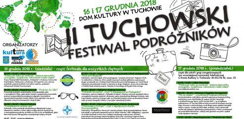 II Tuchowski Festiwal Podróżników