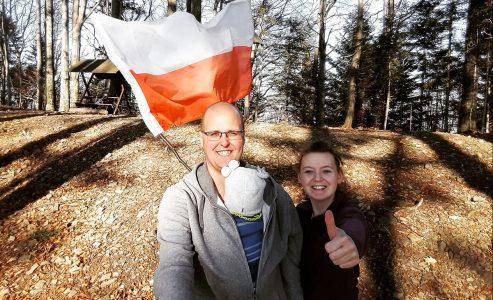 100 dni w podróży na 100-lecie odzyskania niepodległości przez Polskę