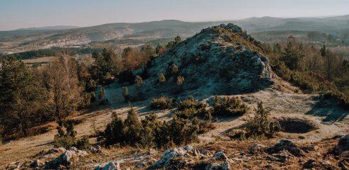 Korona Gór Świętokrzyskich: Miedzianka