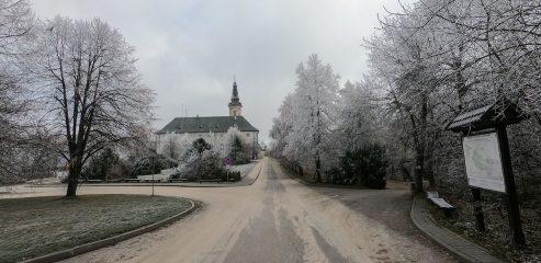 Łysa Góra/Święty Krzyż w Górach Świętokrzyskich