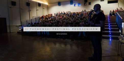 II Tuchowski Festiwal Podróżników | vlog + wpis