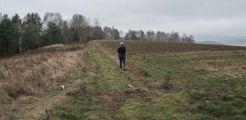 Korona Gór Świętokrzyskich: Jaźwina