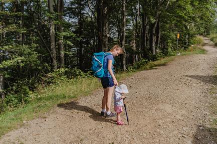 Łatwe szlaki z dzieckiem