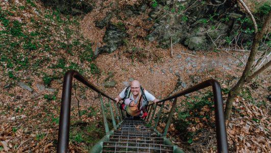 Góry Opawskie: Pokrzywna – Olszak – Żabie Oczko – Jarnołtówek – Gwarkowa Perć – Pokrzywna