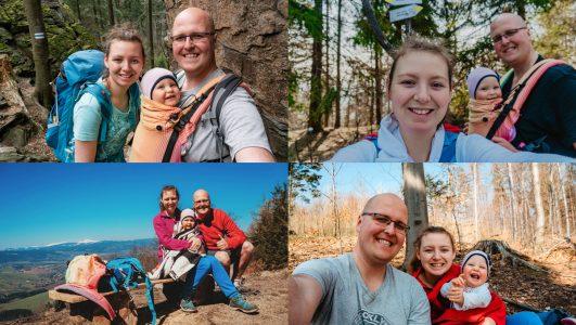 W górskim świecie z 14-miesięcznym dzieckiem. 18 dni na szlaku i 250 kilometrów w nogach