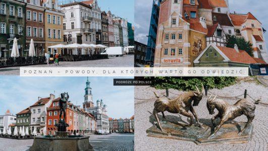 Poznań – powody, dla których warto go odwiedzić