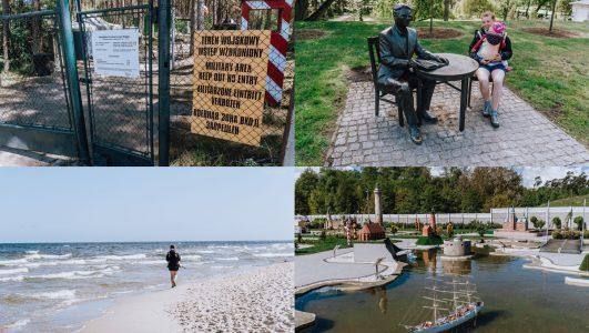 Podziemne Miasto na Wyspie Wolin, Bałtycki Park Miniatur, Molo i Promenada Gwiazd w Międzyzdrojach