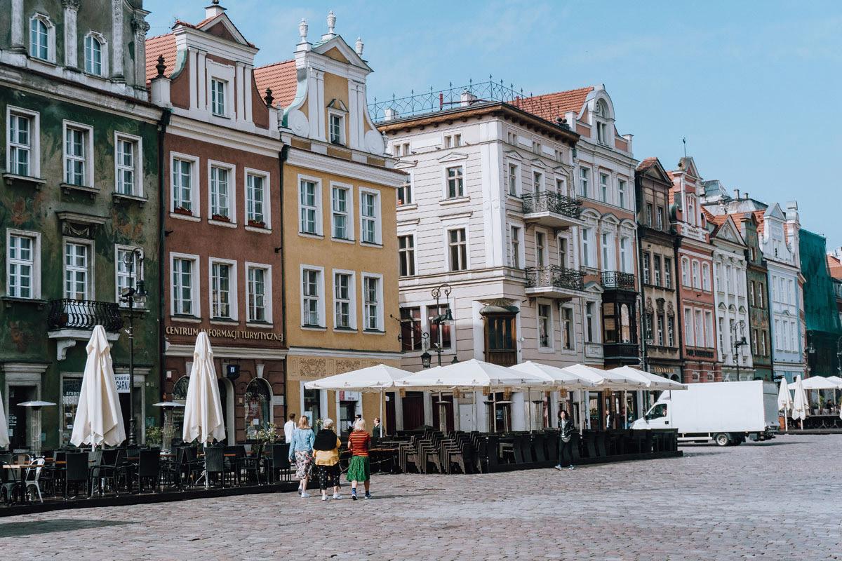 Poznań na wakacje