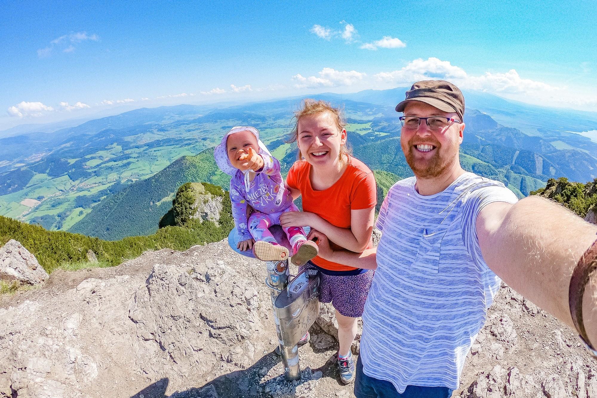 Wielki Chocz - Góry Choczańskie