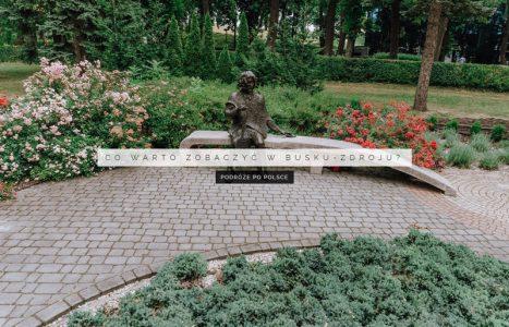 Co warto zobaczyć w Busku-Zdroju?