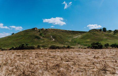 Byczowska Góra – piękny punkt widokowy na Ponidziu