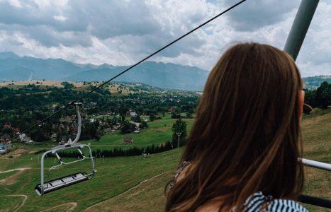 Harenda w Zakopanem – wyciąg, parking, kamera