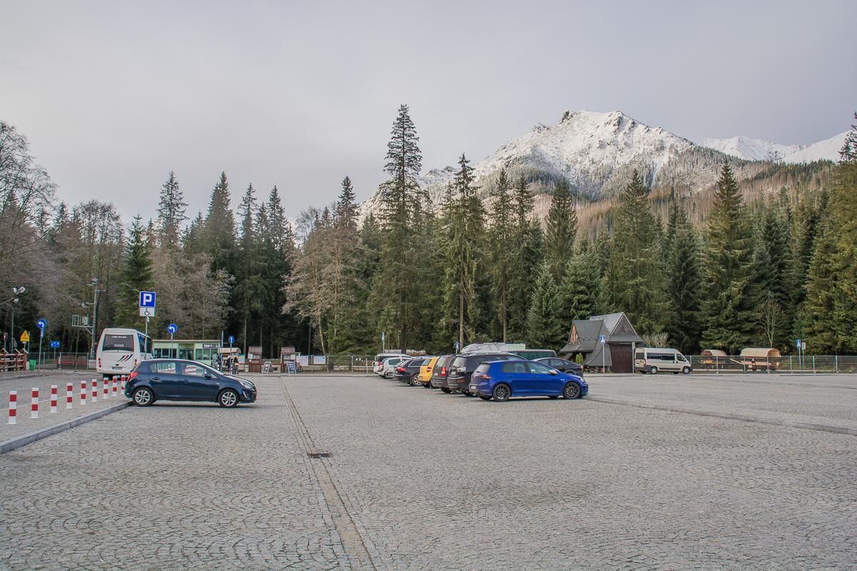 Parking Morskie Oko