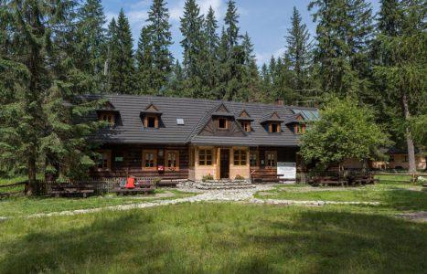 Jak dojść do Schroniska Roztoka w Tatrach?