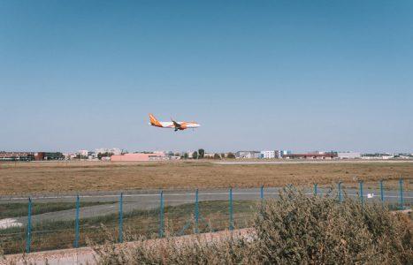 Górka Spotterska Wykusz w Warszawie – miejsce do oglądania samolotów