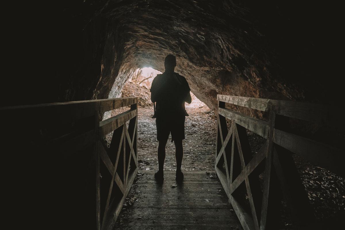 Jaskinia Piekło w Świętokrzyskiem