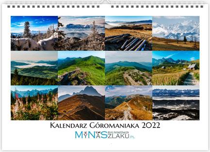 Kalendarz z Górami 2022