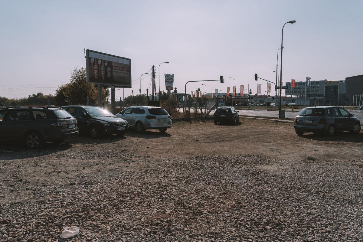 Górka Spotterska Wykusz w Warszawie