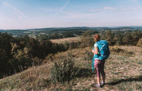 Zelejowa – dzikie szlaki w Górach Świętokrzyskich