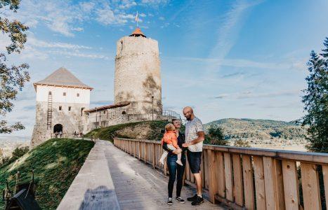 Zamek w Czchowie po rekonstrukcji. Jak wyglądał wcześniej?
