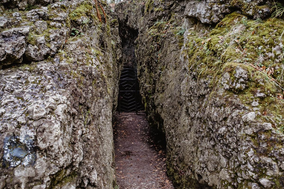 Jaskinia Łokietka - Ojców