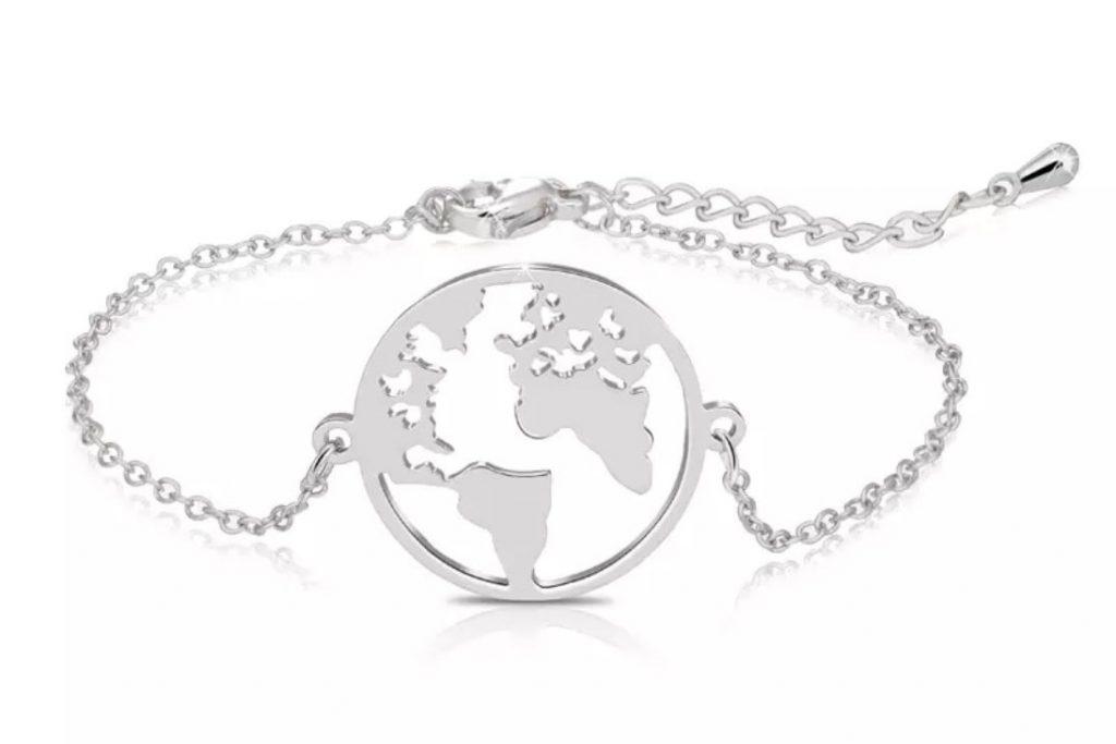 Jaki prezent dla podróżnika? Bransoletka i biżuteria