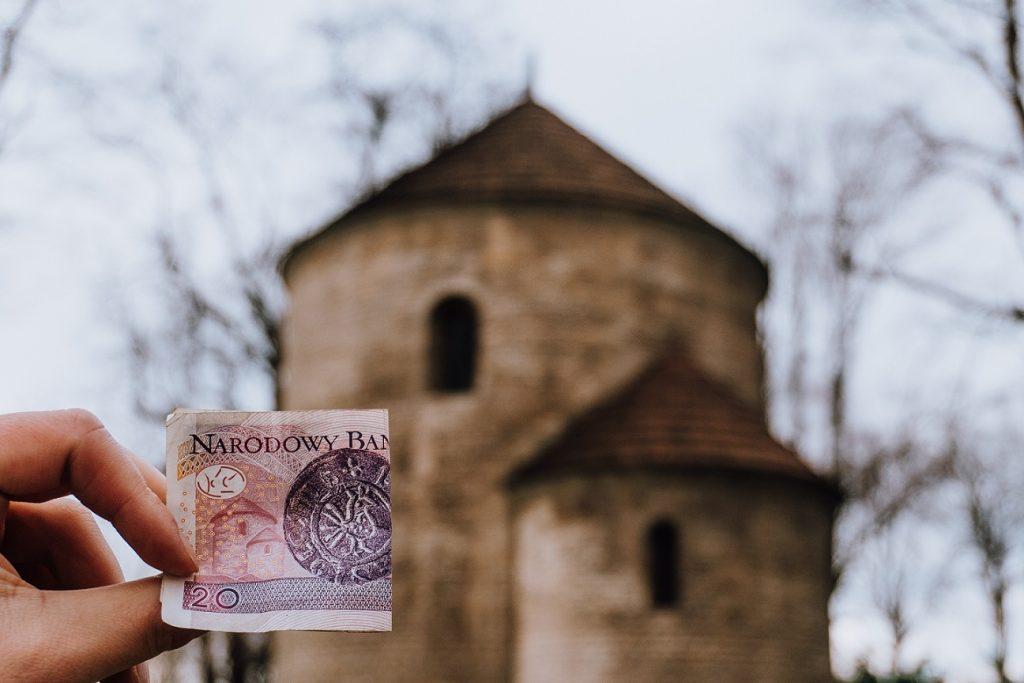20 zlotych rewers rotunda