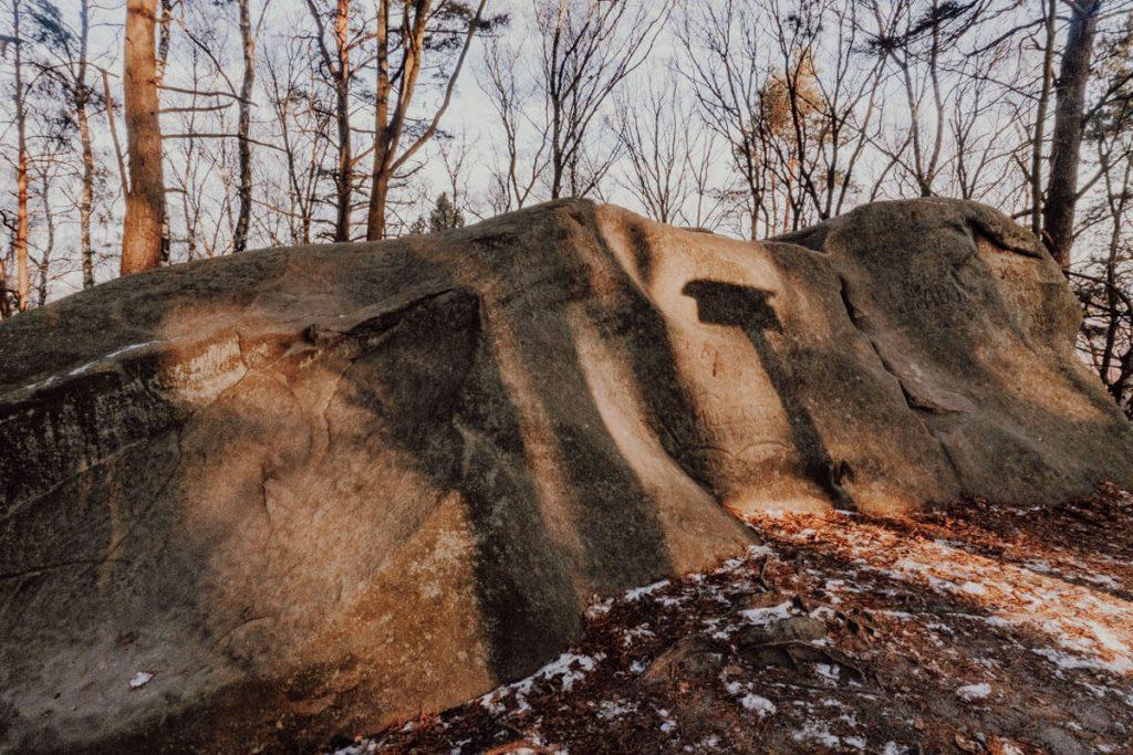 cyganka skala
