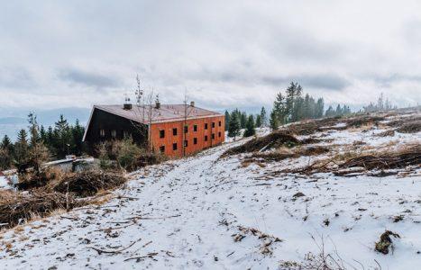 Beskid Śląsko-Morawski: Kozubová i Kaplica Świętej Anny z Dolní Lomná